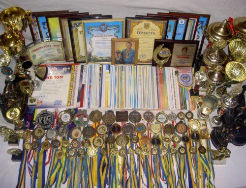 Volodymyr Lakhman: a World-Renown Grappling, Judo and Sambo Wrestler.