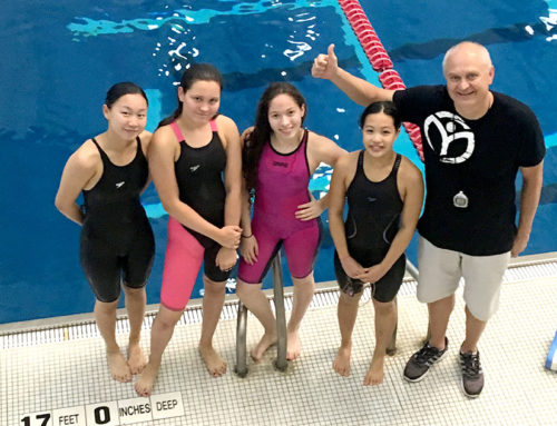 Metropolitan Swimming 2017 Club Excellence Awards