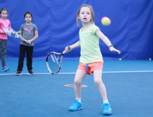 5 Reasons to Encourage Your Kids to Take Up Tennis