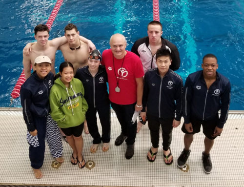 MatchPoint NYC Swimmers Achieve 12 New Records at Hydro Meet