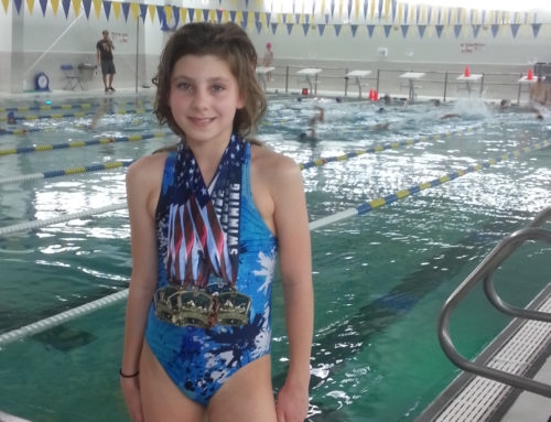 Martyna Kaps Takes on the 2018 Long Course Eastern Zone Championships