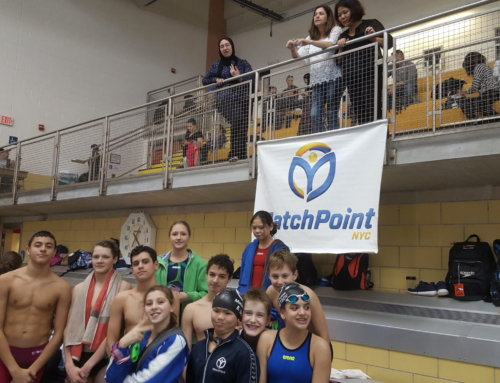 MatchPoint NYC Swim Team Swims Valiantly at Condors Swim Meet
