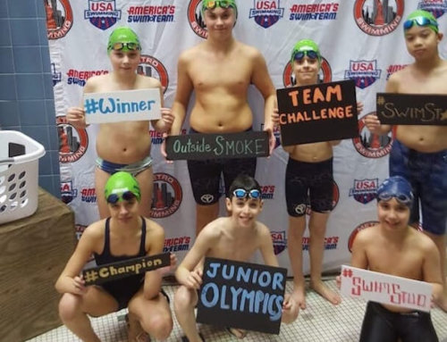 MatchPoint NYC Swimmers Stand Out in Large Competitions