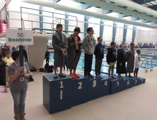 MatchPoint NYC Swim Team Competes in AGUA Swim Meet