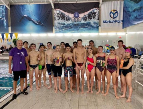 MatchPoint NYC Swimmers Continue Strong Swimming at LIE Hofstra Meet